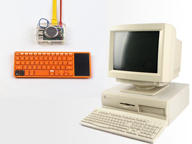 Computers now and before